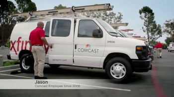 XFINITY TV Spot, 'Listening to Our Customers' - Thumbnail 1
