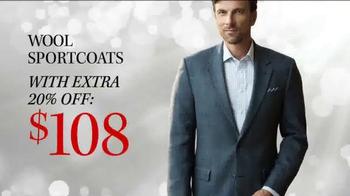 JoS. A. Bank TV Spot, 'Coats, Pant and Scarves' - Thumbnail 3