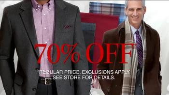 JoS. A. Bank TV Spot, 'Coats, Pant and Scarves' - Thumbnail 5