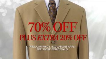 JoS. A. Bank TV Spot, 'Coats, Pant and Scarves' - Thumbnail 8