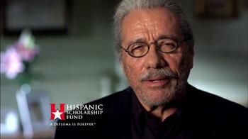 Hispanic Scholarship Fund TV Spot, 'For Forever' Feat. Edward James Olmos - Thumbnail 8