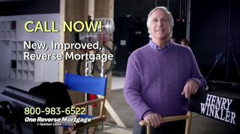 One Reverse Mortgage TV Spot, 'On Set' Featuring Henry Winkler - Thumbnail 3