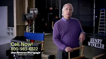 One Reverse Mortgage TV Spot, 'On Set' Featuring Henry Winkler - Thumbnail 1