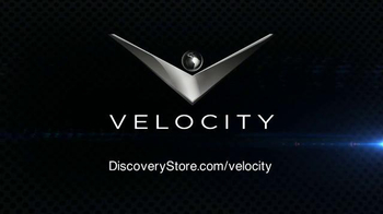 Discovery Channel Store TV Spot, 'Velocity' - Thumbnail 9