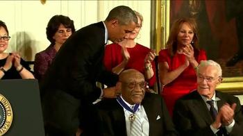 PGA TV Spot, 'Presidential Medal of Freedom Recipient: Charlie' - Thumbnail 9