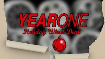 Year One Holiday Wheel Deal TV Spot, 'Save Big' - Thumbnail 2