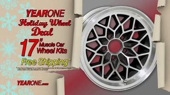 Year One Holiday Wheel Deal TV Spot, 'Save Big' - Thumbnail 3
