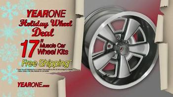 Year One Holiday Wheel Deal TV Spot, 'Save Big' - Thumbnail 5