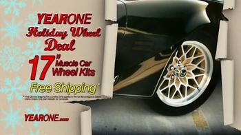 Year One Holiday Wheel Deal TV Spot, 'Save Big' - Thumbnail 7