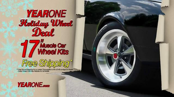 Year One Holiday Wheel Deal TV Spot, 'Save Big' - Thumbnail 8