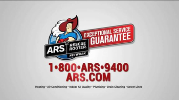 ARS Rescue Rooter TV Spot, 'The Best Experience' - Thumbnail 10