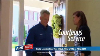 ARS Rescue Rooter TV Spot, 'The Best Experience' - Thumbnail 3