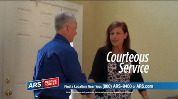 ARS Rescue Rooter TV Spot, 'The Best Experience' - Thumbnail 4
