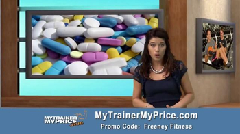 MyTrainerMyPrice.com TV Spot, 'Yes You Can' - Thumbnail 1