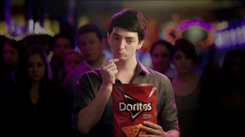 Doritos TV Spot, 'Double Arm Wrestling' Song by Bonnie Tyler - Thumbnail 1