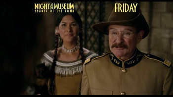 Night at the Museum: Secret of the Tomb - Alternate Trailer 34