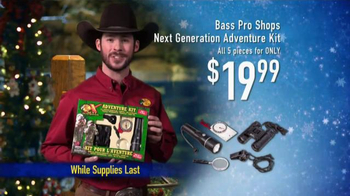 Bass Pro Shops Christmas Sale TV Spot, 'Reel in Great Gifts' - Thumbnail 5