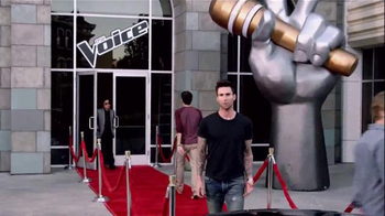 Nissan TV Spot, 'Red Thumb' Featuring Adam Levine - Thumbnail 1