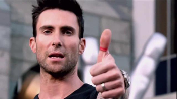 Nissan TV Spot, 'Red Thumb' Featuring Adam Levine - 9 commercial airings