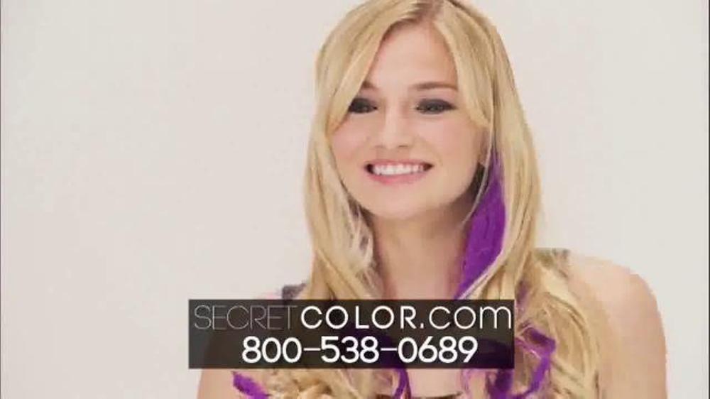 Secret Color TV Commercial, 'Rock Color' Featuring Demi Lovato