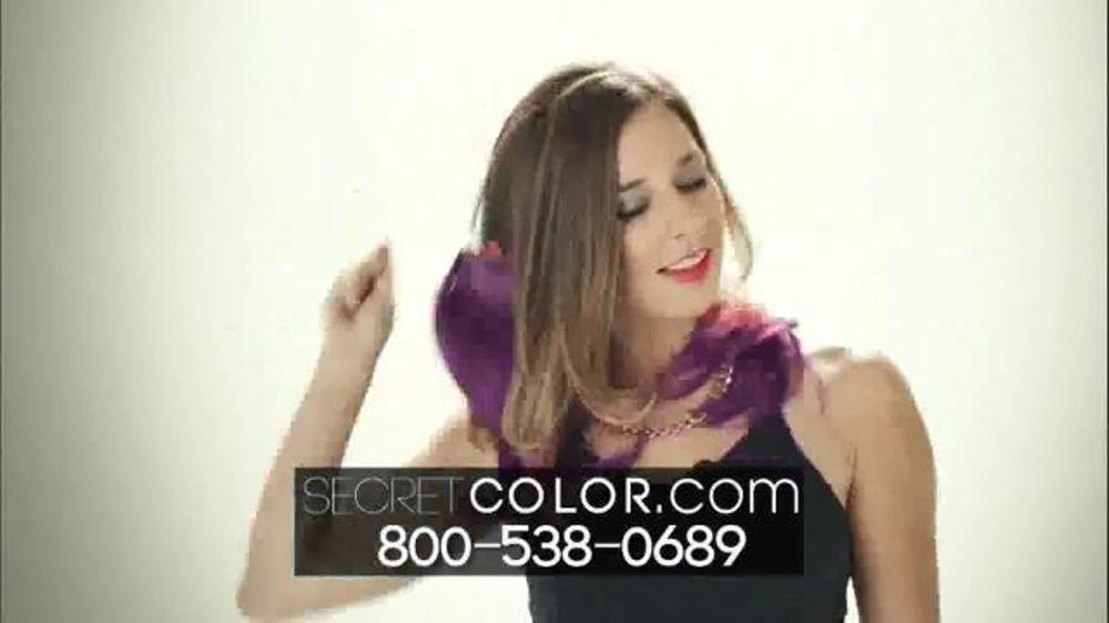 Secret Color Tv Commercial Rock Color Featuring Demi