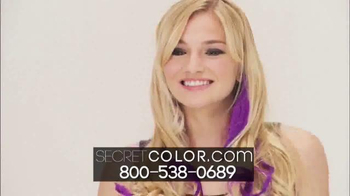 Secret Color TV Spot, 'Rock Color' Featuring Demi Lovato
