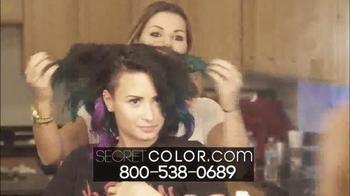 Secret Color TV Spot, 'Rock Color' Featuring Demi Lovato - Thumbnail 4