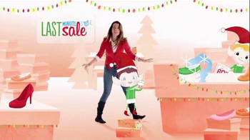 Payless Shoe Source Last Minute Sale TV Spot, 'Be a Little Elfish' - Thumbnail 2