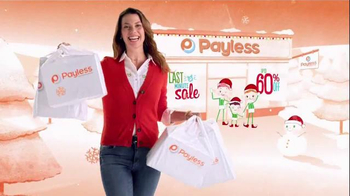 Payless Shoe Source Last Minute Sale TV Spot, 'Be a Little Elfish' - Thumbnail 6