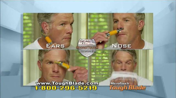 MicroTouch Tough Blade TV Spot Featuring Brett Favre - Thumbnail 8