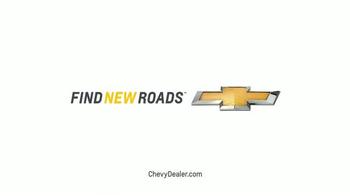 Chevrolet Evento de Fin de Año de Silverado TV Spot, 'El Mejor' [Spanish] - Thumbnail 8