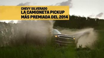 Chevrolet Evento de Fin de Año de Silverado TV Spot, 'El Mejor' [Spanish] - Thumbnail 4