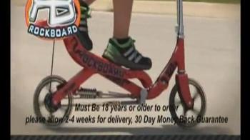Rockboard TV Spot, 'No Gas or a Battery' - Thumbnail 10