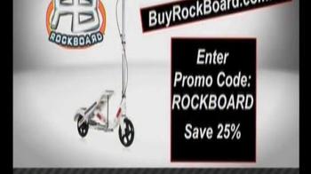 Rockboard TV Spot, 'No Gas or a Battery' - Thumbnail 9