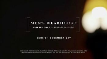 Men's Wearhouse Holiday Sale TV Spot, 'Confidence' - Thumbnail 10