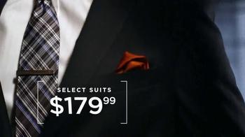 Men's Wearhouse Holiday Sale TV Spot, 'Confidence' - Thumbnail 5