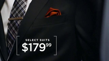 Men's Wearhouse Holiday Sale TV Spot, 'Confidence' - Thumbnail 6
