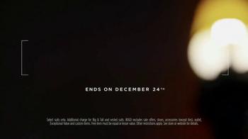 Men's Wearhouse Holiday Sale TV Spot, 'Confidence' - Thumbnail 9