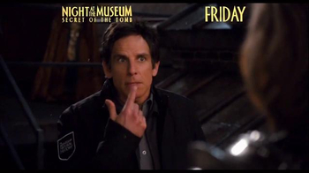 Night at the Museum: Secret of the Tomb - Alternate Trailer 35
