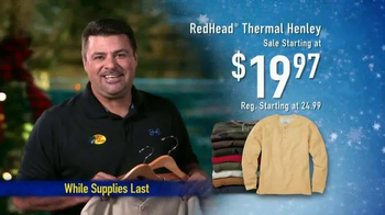 Bass Pro Shops TV Spot, 'Throws, Slippers and Thermal Shirts' - Thumbnail 7