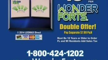 Wonderforts TV Spot, 'Build Amazing Forts' - Thumbnail 9