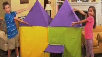 Wonderforts TV Spot, 'Build Amazing Forts'