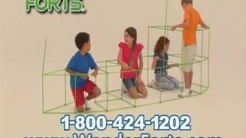 Wonderforts TV Spot, 'Build Amazing Forts' - Thumbnail 7
