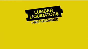 Lumber Liquidators End of Year Clearance Sale TV Spot, 'All Must Go!' - Thumbnail 1