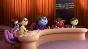 Inside Out - 5855 commercial airings