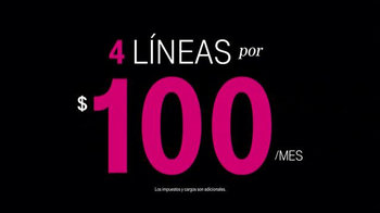 T-Mobile TV Spot, 'Para Todos en tu Plan Familiar' [Spanish] - Thumbnail 2