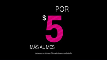 T-Mobile TV Spot, 'Para Todos en tu Plan Familiar' [Spanish] - Thumbnail 5