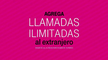 T-Mobile TV Spot, 'Para Todos en tu Plan Familiar' [Spanish] - Thumbnail 6