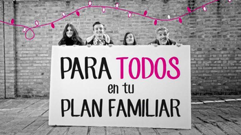 T-Mobile TV Spot, 'Para Todos en tu Plan Familiar' [Spanish] - Thumbnail 7
