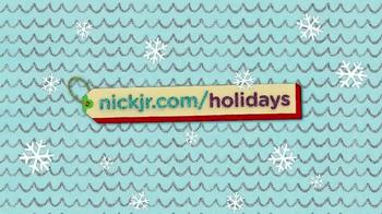 NickJr.com/Holiday TV Spot, 'Join the Holiday Party' - Thumbnail 7